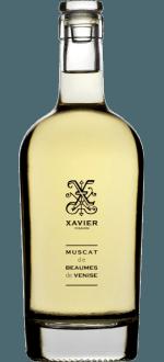 MUSCAT BEAUME DE VENISE 2018 - XAVIER VIGNON
