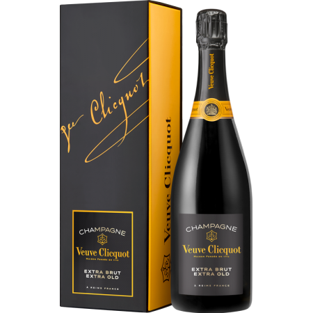 CHAMPAGNE VEUVE CLICQUOT - EXTRA BRUT EXTRA OLD - EN ETUI