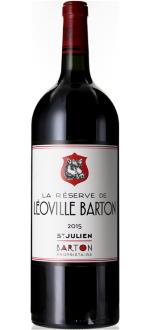 MAGNUM LA RESERVE DE LEOVILLE BARTON 2015