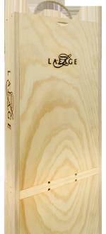 COFFRET BOIS 3 BOUTEILLES - DOMAINE LAFAGE