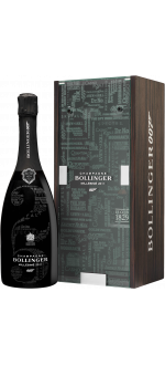 CHAMPAGNE BOLLINGER - COFFRET JAMES BOND 007 - MILLESIME 2011