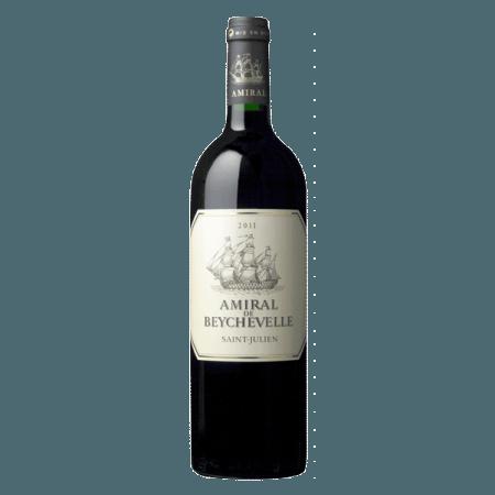AMIRAL DE BEYCHEVELLE 2016 - SECOND VIN DU CHATEAU BEYCHEVELLE