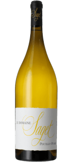 MAGNUM POUILLY FUME 2018 - DOMAINE SAGET