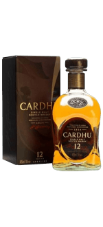 CARDHU SINGLE MALT 12 ANS