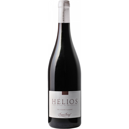 HELIOS ROUGE 2018 - VIGNOBLES DOM BRIAL