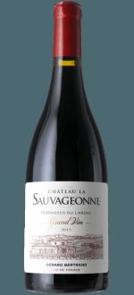 CHATEAU LA SAUVAGEONNE GRAND VIN 2017 - GERARD BERTRAND