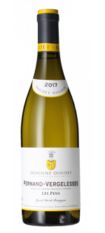 PERNAND VERGELESSES - LES PINS 2017 - DOUDET-NAUDIN (DOMAINE)