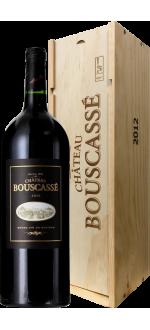 MAGNUM CAISSE BOIS - CHATEAU BOUSCASSE 2012