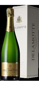 CHAMPAGNE DELAMOTTE - BLANC DE BLANCS - MILLESIME 2012 - EN ETUI