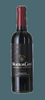 DEMI-BOUTEILLE MOUTON CADET 2017 - BARON PHILIPPE DE ROTHSCHILD
