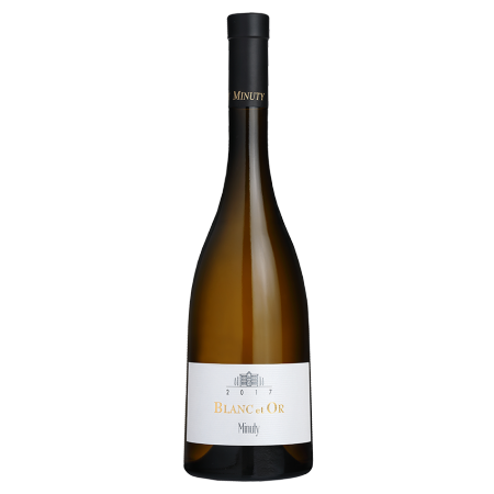 BLANC & OR 2019 - CHATEAU MINUTY