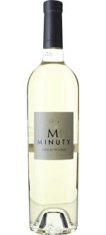 M DE MINUTY BLANC 2019