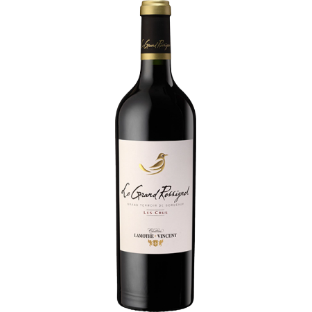 LE GRAND ROSSIGNOL 2016 - CHATEAU LAMOTHE-VINCENT
