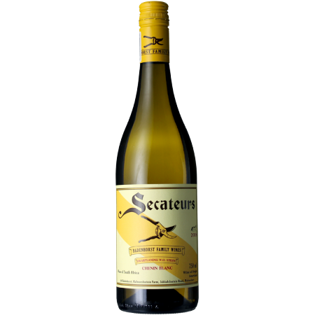 SECATEUR CHENIN 2019 - A.A BADENHORST FAMILY WINES