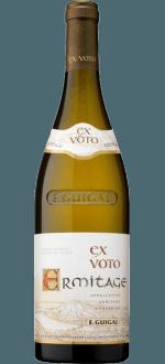 ERMITAGE BLANC - EX VOTO 2016 - E.GUIGAL