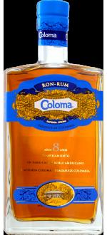RHUM COLOMA 8 ANS