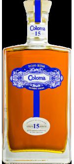 RHUM COLOMA 15 ANS