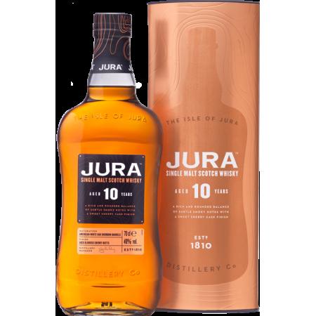 JURA 10 ANS - EN ETUI