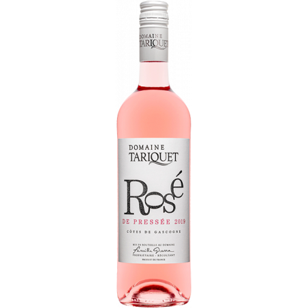 ROSE DE PRESSEE 2019 - DOMAINE TARIQUET