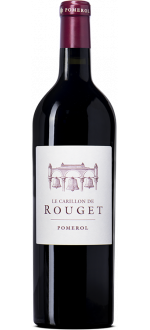CARILLON DE ROUGET 2015 - SECOND VIN DU CHATEAU ROUGET