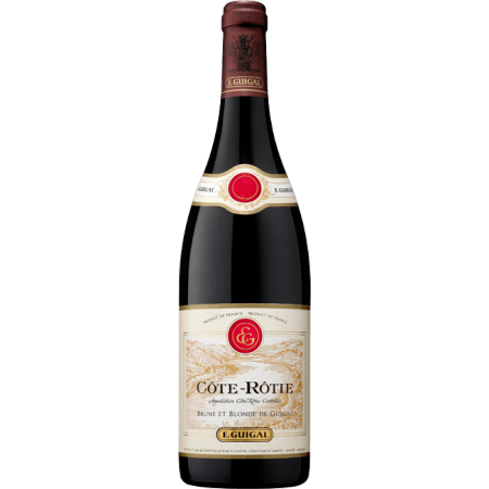 COTE ROTIE BRUNE ET BLONDE 2017 - E. GUIGAL