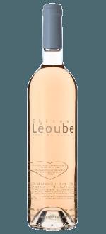 CHÂTEAU LÉOUBE - ROSÉ DE LÉOUBE 2019