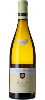 RULLY - CHÊNE 2017 - DOMAINE DUREUIL-JANTHIAL