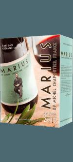 CUBI 5L - MARIUS GRENACHE SYRAH 2019 - MICHEL CHAPOUTIER