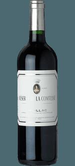 RESERVE DE LA COMTESSE 2015 - SECOND VIN DU CHATEAU PICHON LONGUEVILLE COMTESSE DE LALANDE