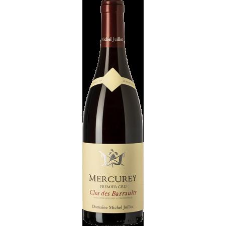 MERCUREY 1ER CRU - CLOS DES BARRAULTS 2017 - DOMAINE MICHEL JUILLOT