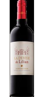 LA DEVISE DE LILIAN 2017 - SECOND VIN DU CHATEAU LILIAN-LADOUYS
