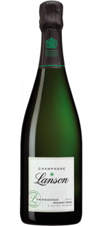 CHAMPAGNE LANSON - GREEN LABEL
