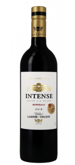 CUVEE INTENSE 2018 - CHATEAU LAMOTHE-VINCENT