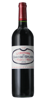 MAGNUM L'ORATOIRE DE CHASSE-SPLEEN 2018 - SECOND VIN DU CHATEAU CHASSE-SPLEEN