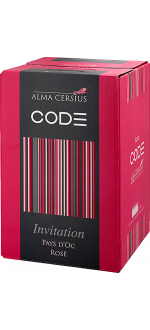 CUBI 3L - ROSE INVITATION - ALMA CERSIUS