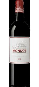 MONDOT 2016 - SECOND VIN DU CHATEAU TROPLONG MONDOT