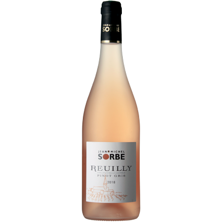 REUILLY ROSE 2019 - DOMAINE JM SORBE