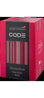 CUBI 3L - ROSE INVITATION - ALMA CERSIUS