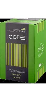 CUBI 3L - BLANC RECREATION - ALMA CERSIUS