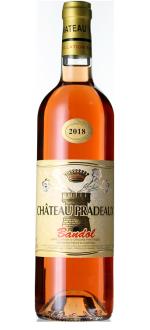 BANDOL ROSE 2019 - CHATEAU PRADEAUX