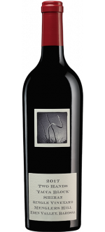 YACCA BLOCK SHIRAZ 2017 - THO HANDS WINES
