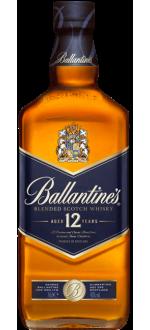 BALLANTINE'S 12 ANS
