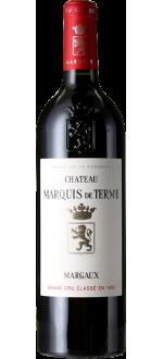 CHATEAU MARQUIS DE TERME 2015 - 4EME CRUS CLASSE