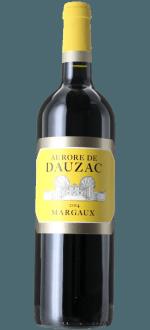 AURORE DE DAUZAC 2017 - SECOND VIN DU CHATEAU DAUZAC