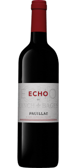 ECHO DE LYNCH BAGES 2017 - SECOND VIN DU CHATEAU LYNCH BAGES