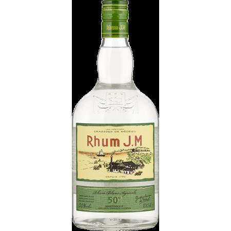 RHUM J.M. - RHUM BLANC AGRICOLE