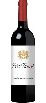 PETIT BECOT 2014 - SECOND VIN DU CHATEAU BEAU-SEJOUR BECOT