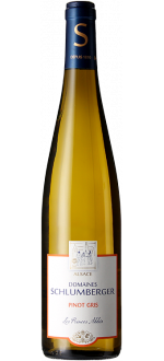 PINOT GRIS 2017 - LES PRINCES ABBES - DOMAINE SCHLUMBERGER