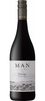 PINOTAGE - BOSSTOK 2018 - MAN FAMILY WINES