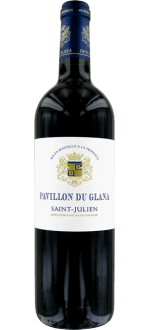 PAVILLON DU GLANA 2017 - SECOND VIN DU CHATEAU GLANA